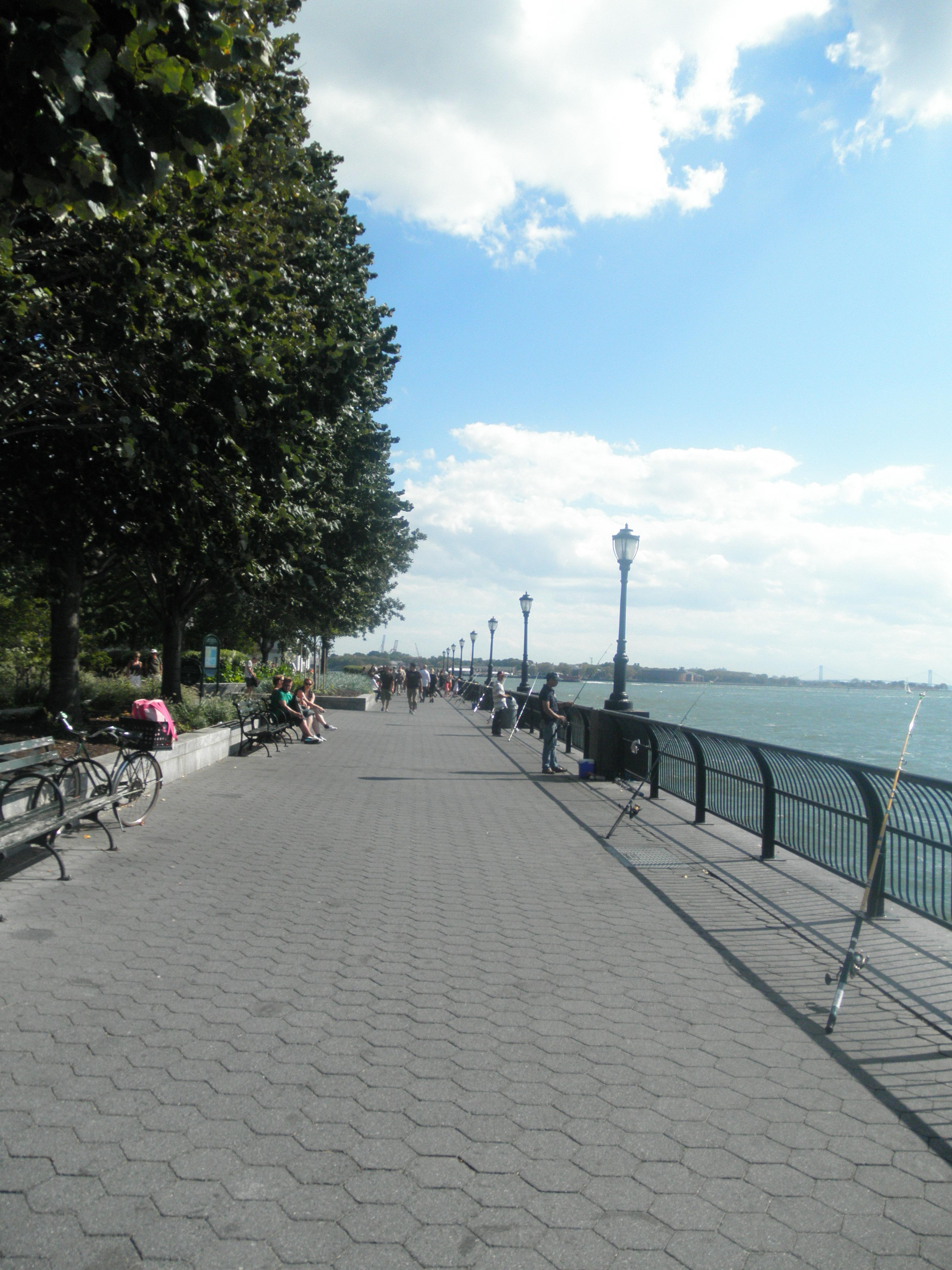 Hudson river for Hudson park