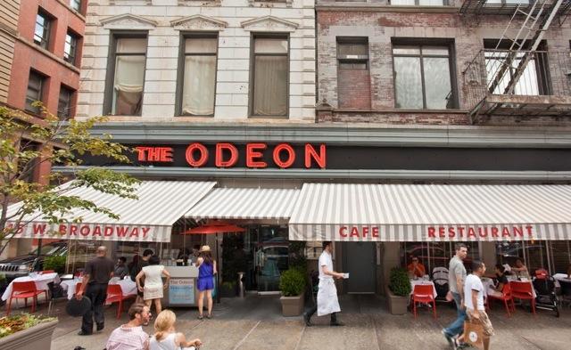 The Odeon Restaurant