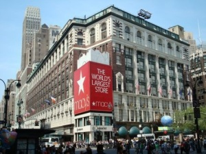 Macy's Video Projection Show