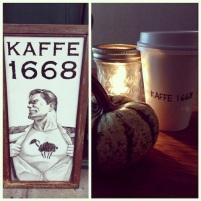 kaffe 1668 poster